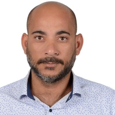 Sameh Makram guide accompagnateur de voyage en Égypte