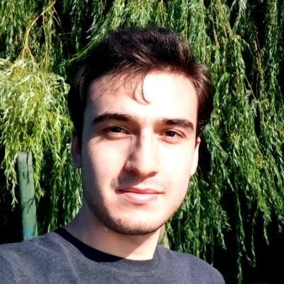 Batuhan Görgülü guide accompagnateur de voyage à Eskişehir en Turquie