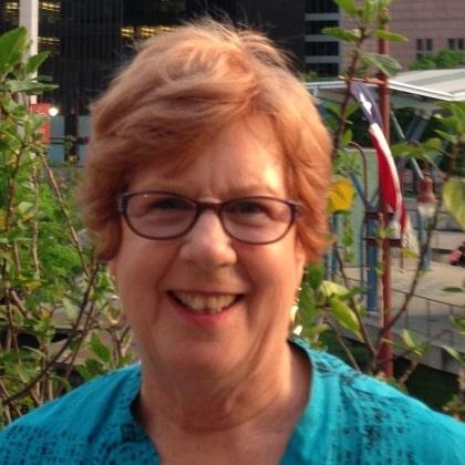 Kathy Hill guide accompagnatrice de voyage à Houston