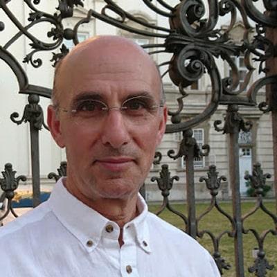 Antonio Rosa guide accompagnateur de voyage à Vienne en Autriche