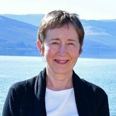Elspeth Ann Guyan guide accompagnatrice de voyage en Ecosse