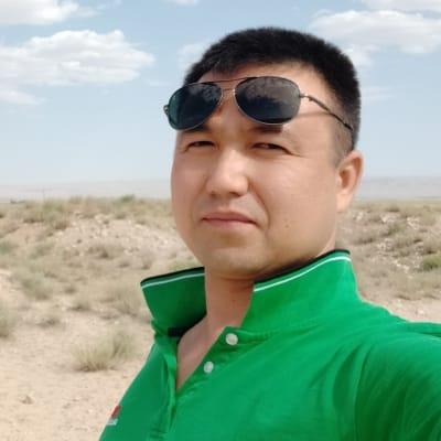 Gayrat Qilichev guide accompagnateur de voyage en Ouzbékistan