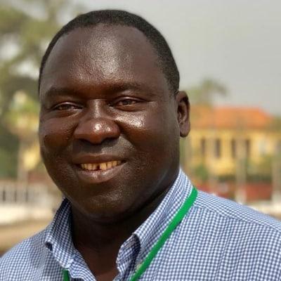 Oumar Kebe guide accompagnateur de voyage au Senegal