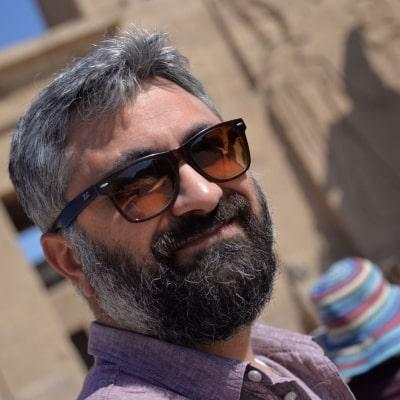 Erkan Karakose guide accompagnateur de voyage à Istanbul