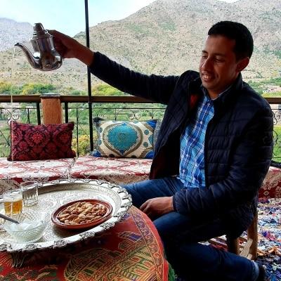 Lahcen Igdem guide accompagnateur de voyage au Maroc