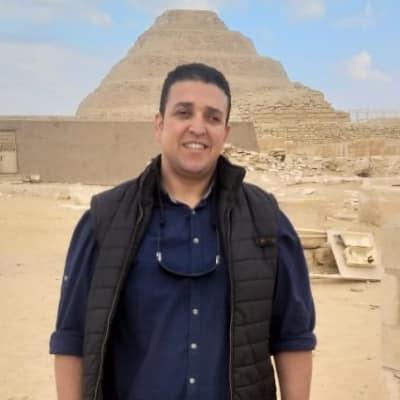Abduo Abdelaziz guide accompagnateur de voyage en Égypte