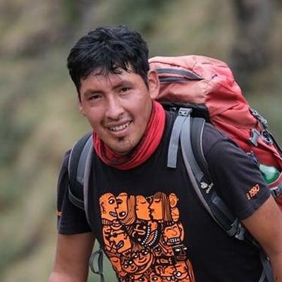 David Herrera guide accompagnateur de voyage au Pérou