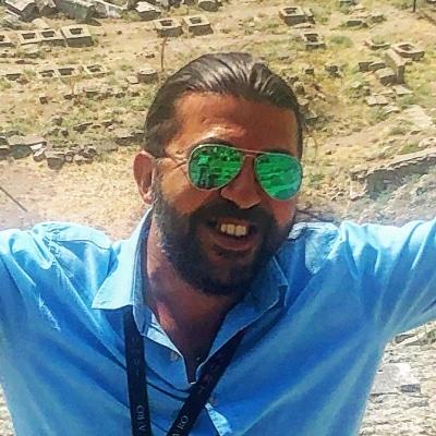 Umut Kurt guide accompagnateur de voyage à Istanbul