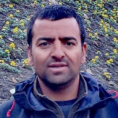 Manzoor Hussain guide accompagnateur de voyage en Égypte