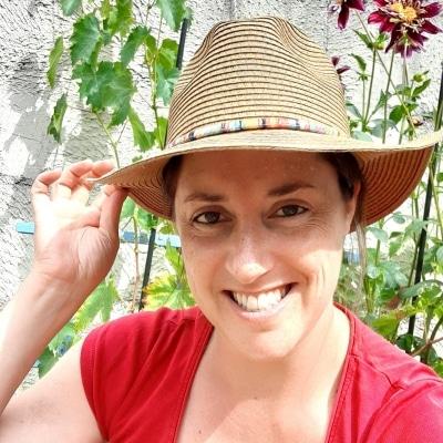 Amélie Bruneau guide accompagnatrice de voyage dans la région des chanteaux de la Loire