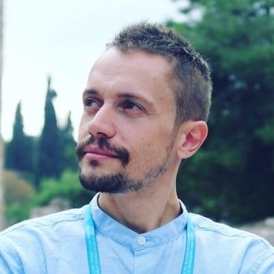 Alexios Panagiotopoulos guide accompagnateur de voyage en Grèce