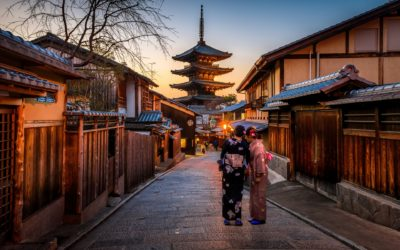 Destination Asie
