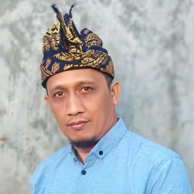 Zulfikar Nasution guide accompagnateur de voyage à Bali