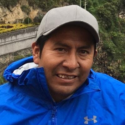 Gustavo Tupiza guide accompagnateur de voyage en Equateur