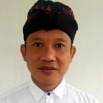 Wayan Samhendra guide accompagnateur de voyage à Bali