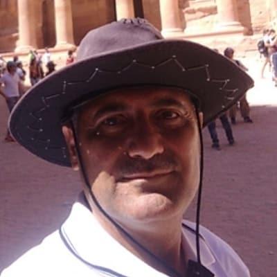 Husam Al Hamad guide accompagnateur de voyage en Jordanie