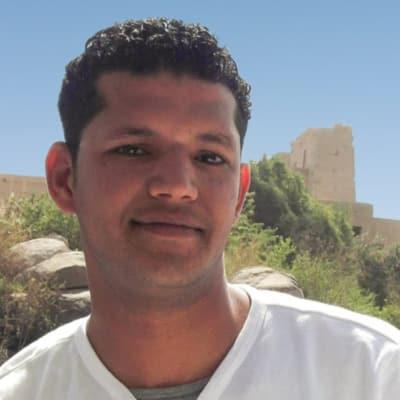Ossama Ahmad guide accompagnateur de voyage en Égypte