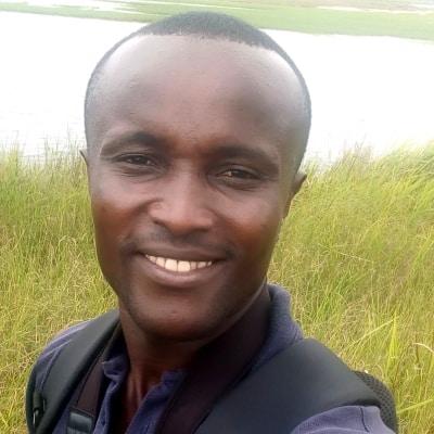 Kwame Brown guide accompagnateur de voyage au Ghana