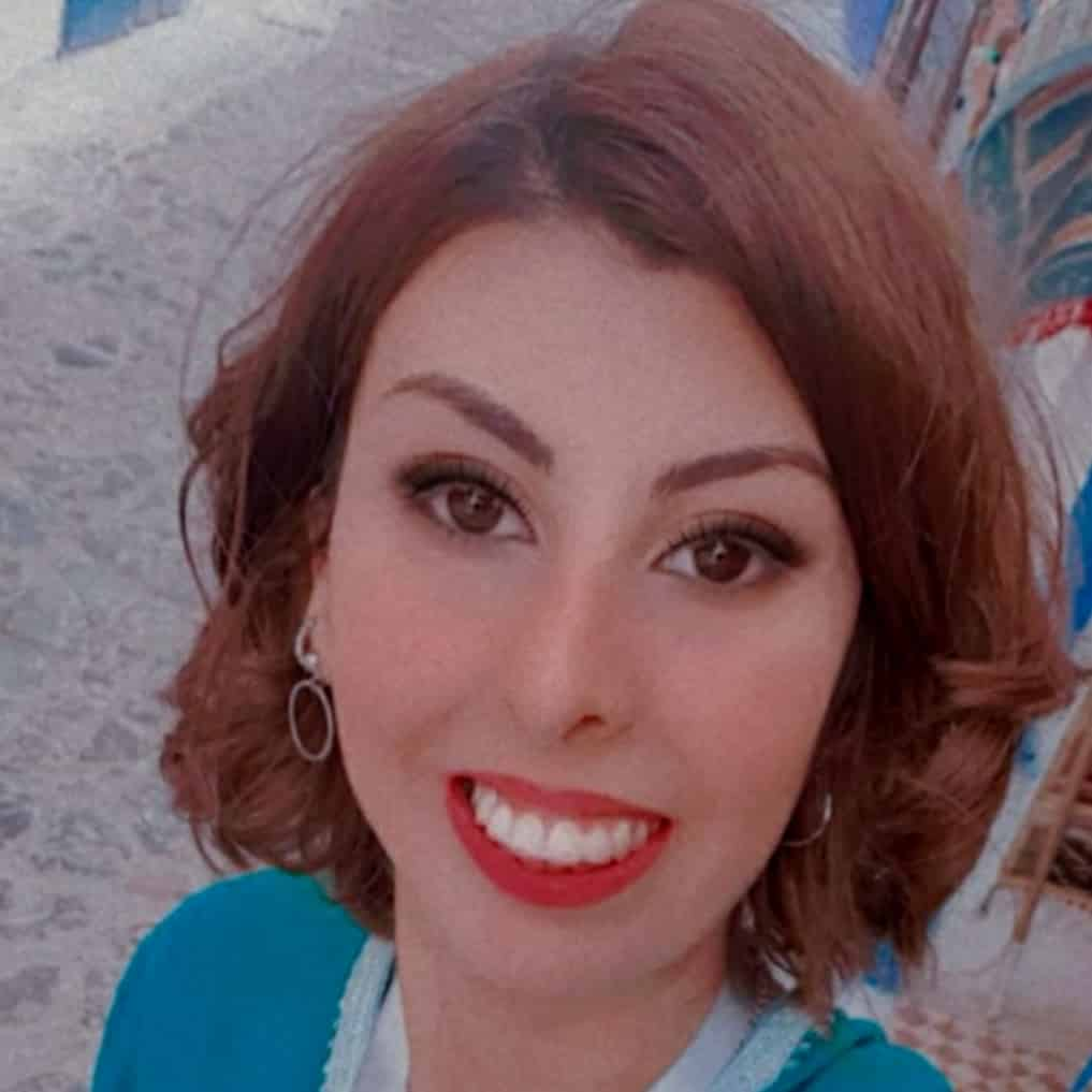 Amina El Hammouchi guide accompagnatrice de voyage au Maroc