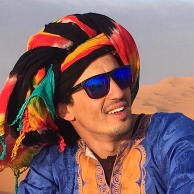Omar Achahri guide accompagnateur de voyage au Maroc
